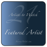 21Artists to Watch Website Badge